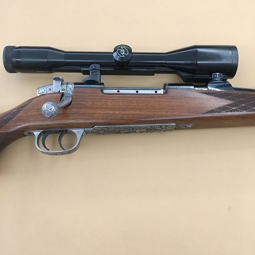 Carab. Sauer Weatherby cal 6,5 x 68