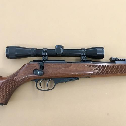 Carabina Walther cal 22 rl