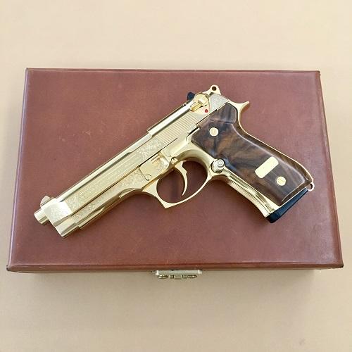 Beretta 98 Gold Edition cal 9 x 21