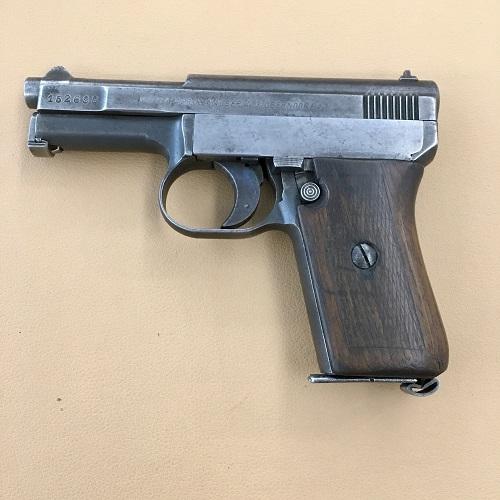 Mauser - Waffenfabrik - cal. 6,35