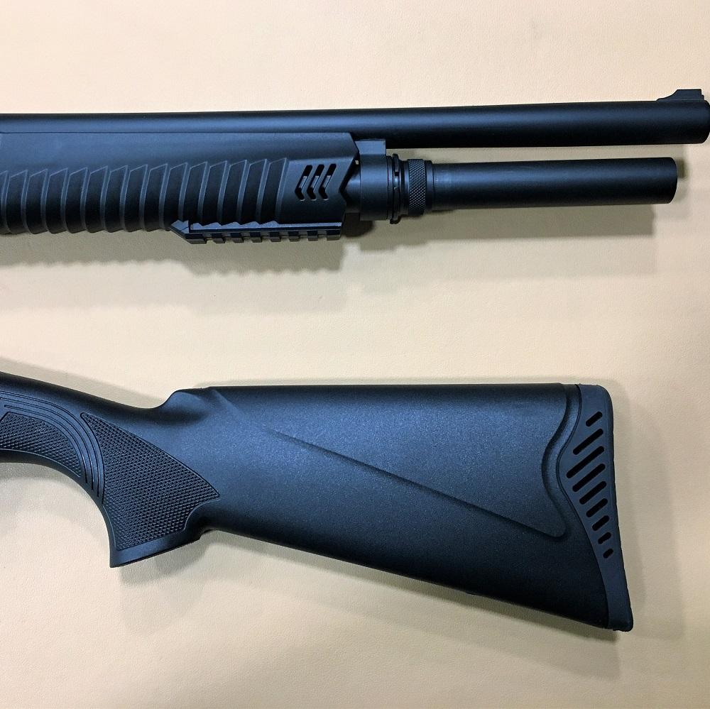 Nuovi fucili pompa classic servoassistiti!